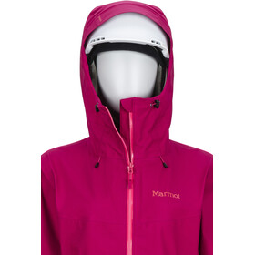 Marmot Starfire Jacket Damen sangria